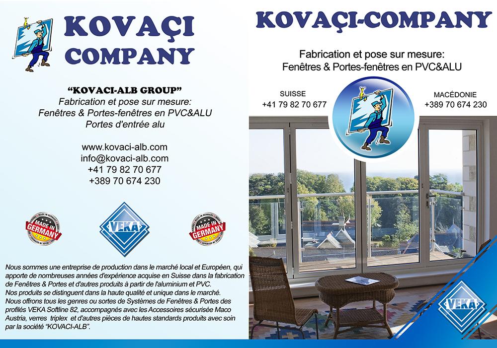 Flyer Kovaci